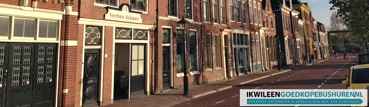 Bus huren Alkmaar