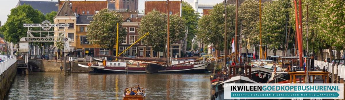 Bus huren Dordrecht