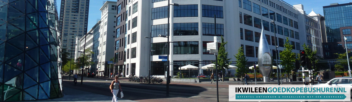 Goedkoop een bus of touringcar huren in Eindhoven