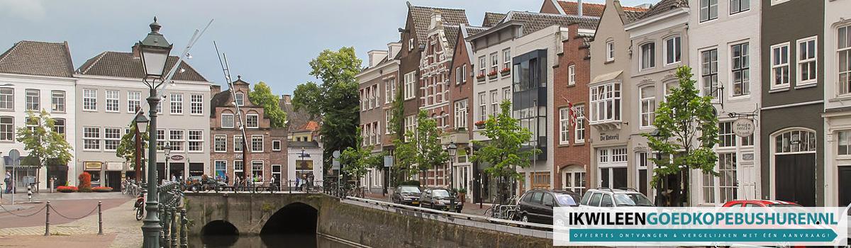 Goedkoop een bus of touringcar huren in 's Hertogenbosch