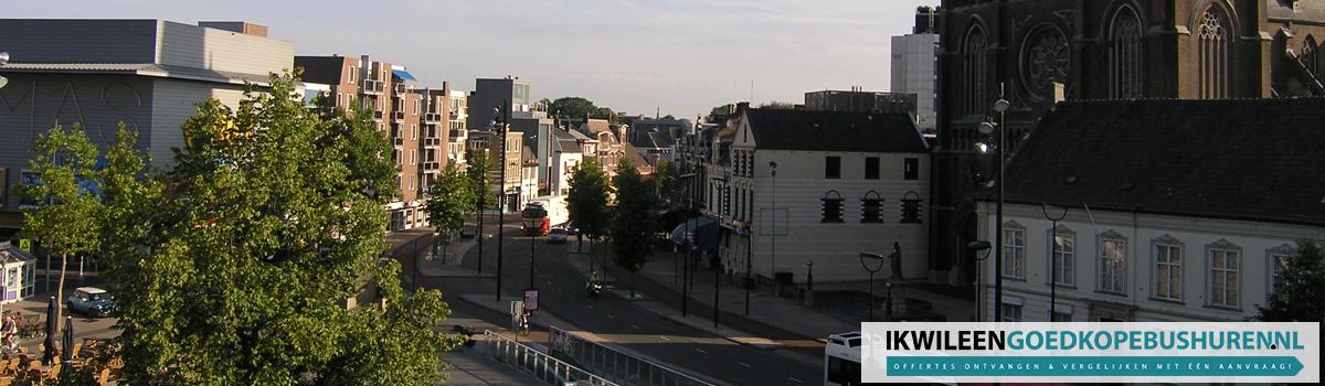 Goedkoop een bus of touringcar huren in Tilburg