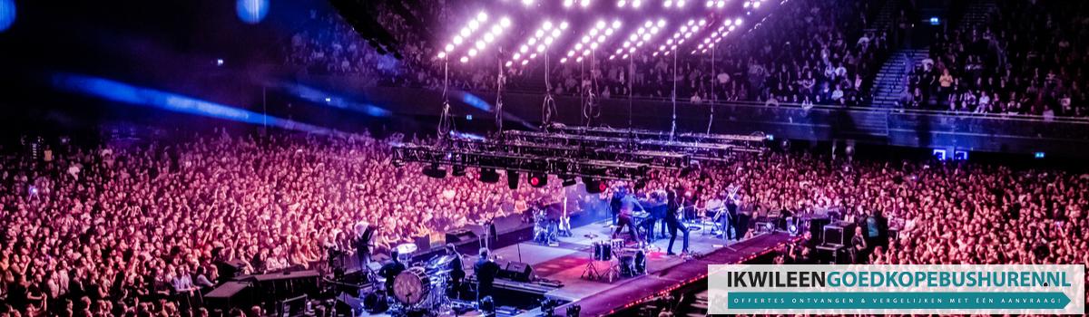 Concertvervoer Ziggo Dome Amsterdam