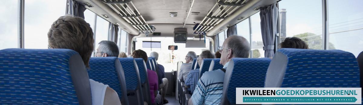 Touringcar huren provincie Utrecht