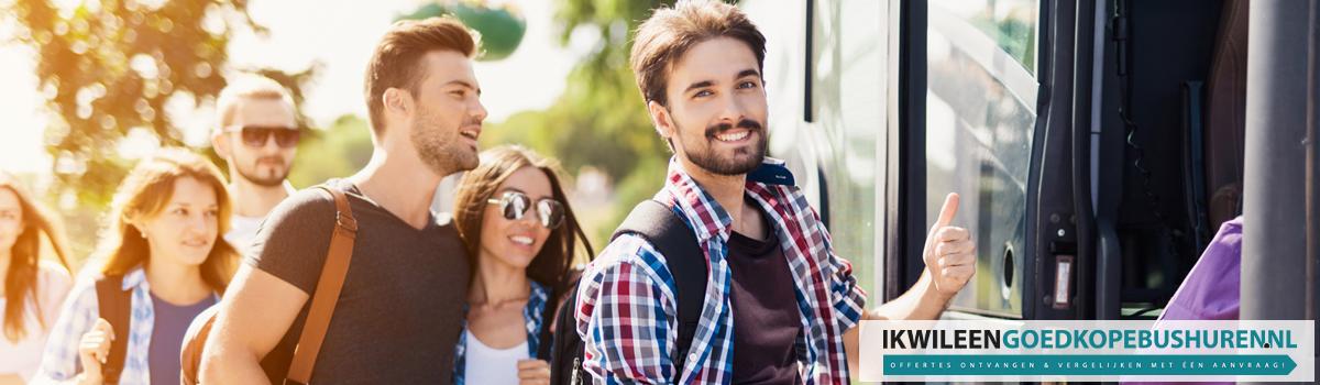 Een touringcar huren voor schoolreisje of schooltrip naar of vanuit Tilburg